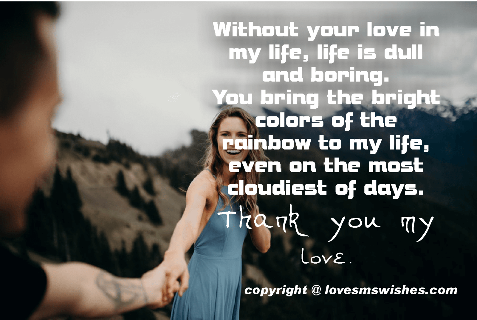 Love Messages for Her from the Heart