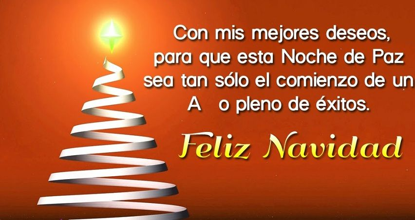 Merry Christmas Messages in Spanish